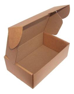 Caixa De Papelão 16x11x3 - Tipo Correio/sedex - 200 Pçs