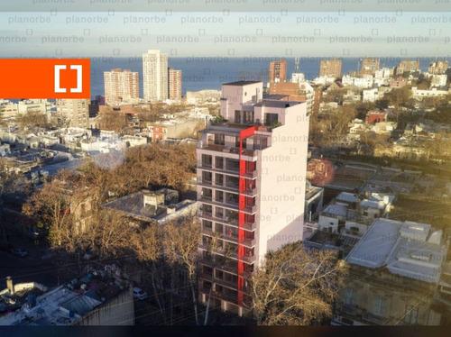 Venta De Apartamento Obra Construcción 1 Dormitorio En Centro, Edimboro Quiroga Unidad 102