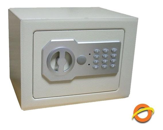 Caja Fuerte Seguridad Digital Teclado Abulonar Hogar Oficina Resistente Segura