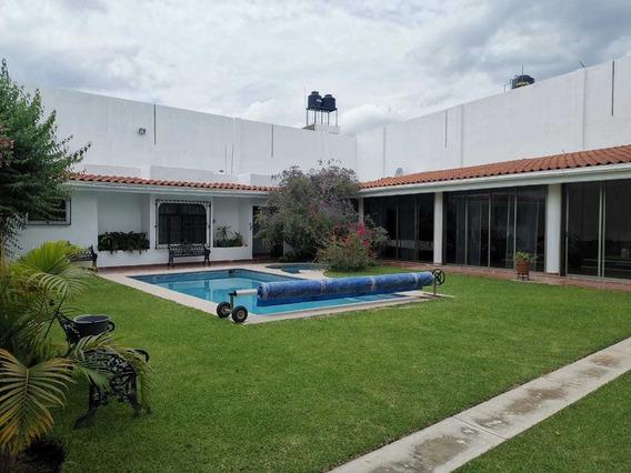 Excelente Casa De Campo Con Alberca