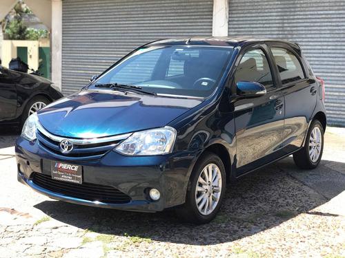 Toyota Etios 1.5 5p Xls 2015