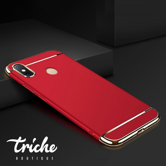Funda Lujo Ejecutiva Seria Oficina Color Xiaomi Mi A2 Lite