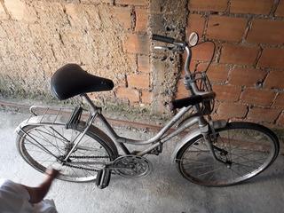 Bicicleta Antiga Monark Ipanema Aro 24 Raridade