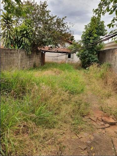 Imagem 1 de 4 de Chácara Com Casas À Venda Com 747 M² De Terreno - Vila Monte Alegre Iv - Paulínia/sp - Ch0102