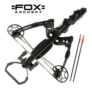 Ballesta Artemisa Fox 200 Lbs Caza Arqueria + Flechas