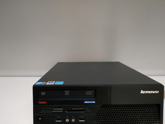 Computador Lenovo Co2duoe8400 4gb Ddr3 Hd 500gb Hdmi Win 10