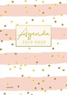 Agenda 2019-2020 Espaol: Organiza Tu Da - Agenda Semanal 18