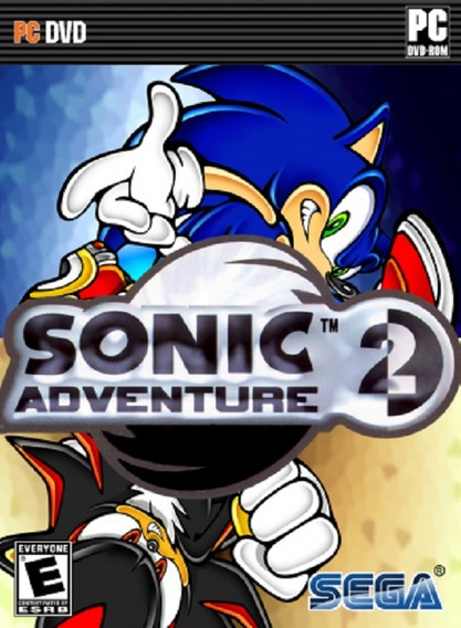 Sonic Adventure 2 Pc - Steam Key (envio Já)