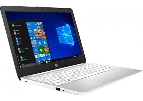 Laptop Hp Stream 11.6  Hd, Intel Celeron N4000, 4gb Ddr3l