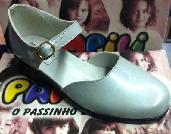 Zapatos De Vestir Pampilli Charol 28 Al 36 Local Microcentro