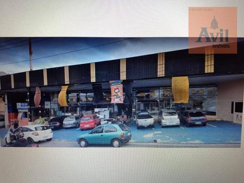 Loja Para Alugar, 2000 M² Por R$ 48.000,00/mês - Vila Matilde - São Paulo/sp - Lo0024