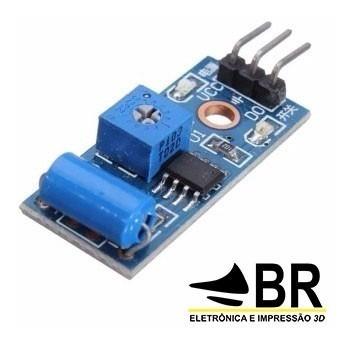 Sensor De Vibração Sw420