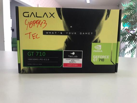 Placa Video Pcyes Geforce Gt 210 1g B Ddr3 64-bit Vga/dvi/hd