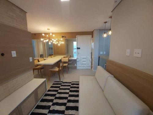 Imagem 1 de 15 de Apartamento Com 2 Dormitórios À Venda, 48 M² Por R$ 323.310,00 - Vila Curuçá - Santo André/sp - Ap12487