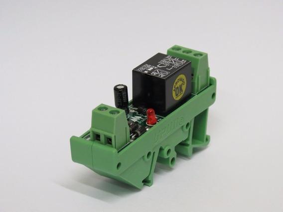 Relé Acoplador Interface Aa 5v, 12v, 24v, 48v, 127v E 220v
