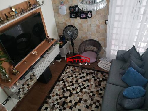Sobrado Com 2 Dormitórios À Venda, 83 M² Por R$ 500.000,00 - Cangaíba - São Paulo/sp - So2868