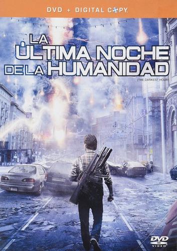 La Ultima Noche De La Humanidad Darkest Hour Pelicula Dvd