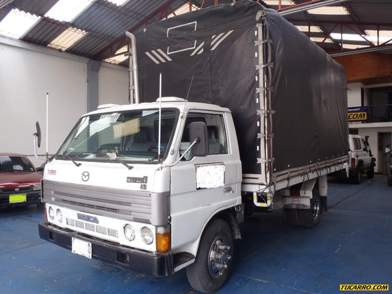 Ganga Camion Estacas Mazda Turbo Diesel