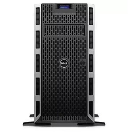 Servidor Dell T620 2 Xeon Six Core 64gb 1.2tb Sas Semi Novo