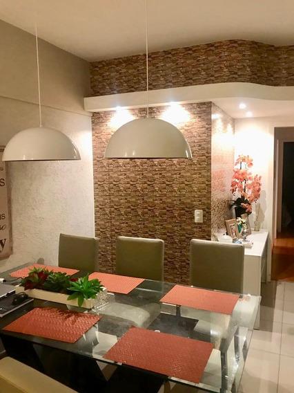Apartamento Com 3 Quartos À Venda, 110 M² ,por R$ 500.000,00