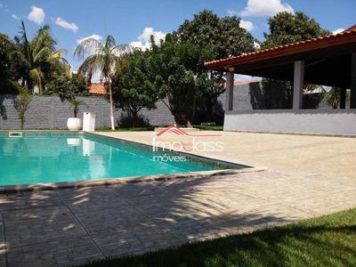 Chácara Com 3 Dormitórios À Venda, 1200 M² Por R$ 480.000 - Centro - Santa Bárbara D