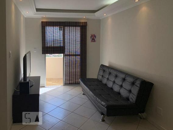Apartamento Para Aluguel - Centro, 3 Quartos, 68 - 892856736