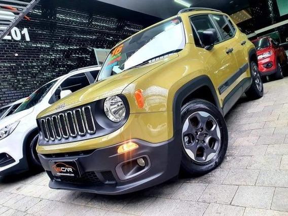Jeep Renegade Sport 1.8 Flex, Pmd5688