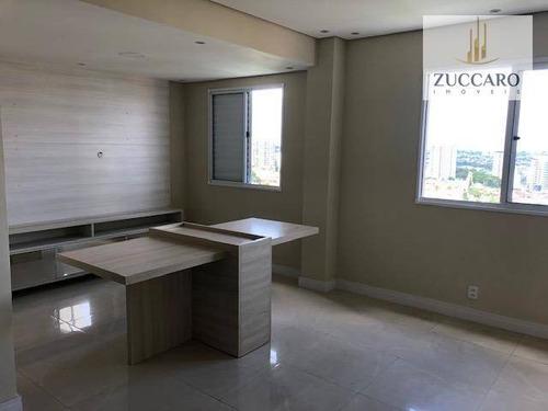 Cobertura À Venda, 85 M² Por R$ 799.000,00 - Vila Rosália - Guarulhos/sp - Co0110