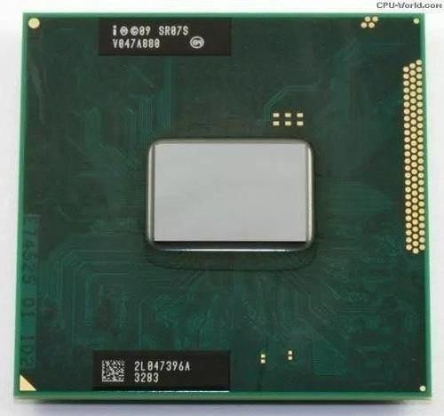 Processador Intel Mobile Celeron B940 Sr07s