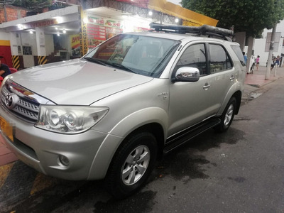 Toyota Fortuner Automatica 4x2 2011