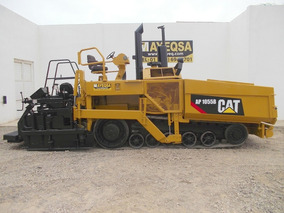 Pavimentadora Caterpillar Ap-1055b Finisher