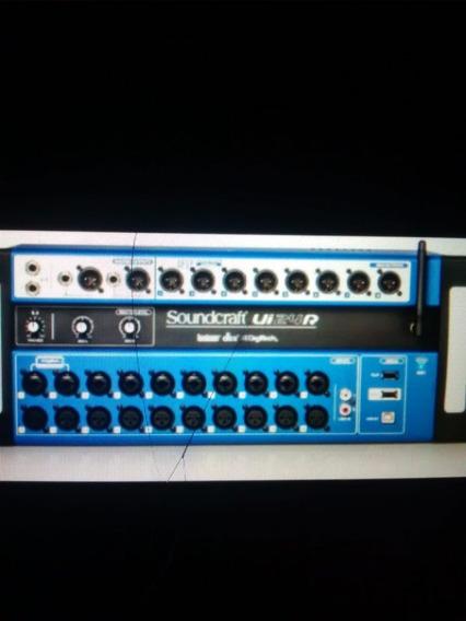 Mesa Soundcraft Ui24 Digital