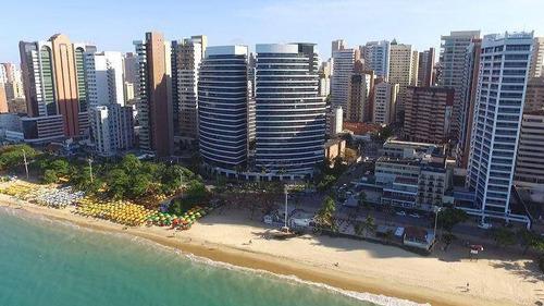 Imagem 1 de 30 de Apartamento Com 2 Quartos Para Venda, Vista Mar, 66m², Landscape Beira Mar - Meireles - Fortaleza/ce - Ap1981