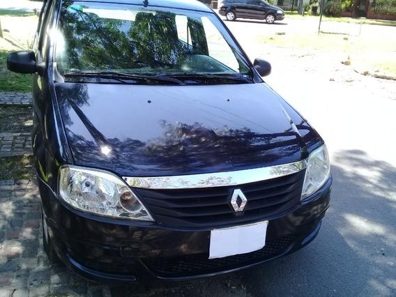 Renault Logan 1.6 Confort, Pack 1, Abcp + Abs, 90cv