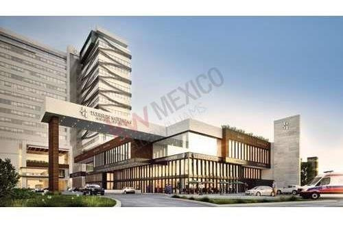 Renta Consultorio Torres Médicas Angelópolis, Hospital Mac