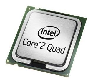 Procesador Intel Core2quad Q6600 8mb Cache / 775 C/garantia