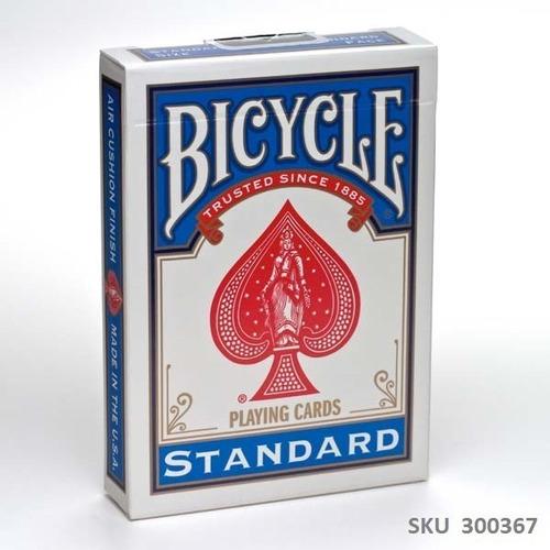 Promo Cartas Baraja Bicycle Poker Black Jack Standar W01