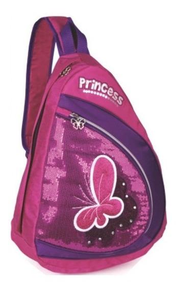 Mochila Trasversal Infantil Princesa Violeta - Mt30505ps