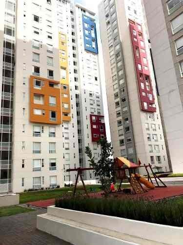 Departamento En Renta Tres Lagos Azcapotzalco
