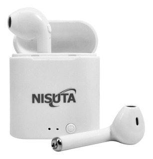 Auriculares Bluetooth +5.0 Inalambricos Nisuta Pro In Ear