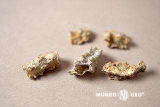 Fulgurita Tubo Vitrificado Pieza De Colección