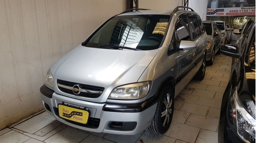 Chevrolet Zafira Elegance 2.0 Mpfi 8v Flexpower, Ejk4784