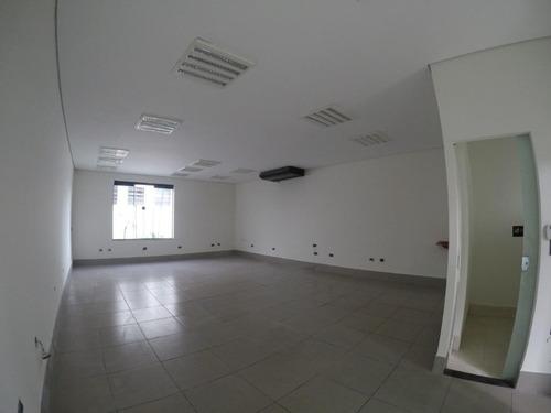 Sala Para Alugar, 80 M² Por R$ 1.800,00/mês - Vila Frezzarin - Americana/sp - Sa0153