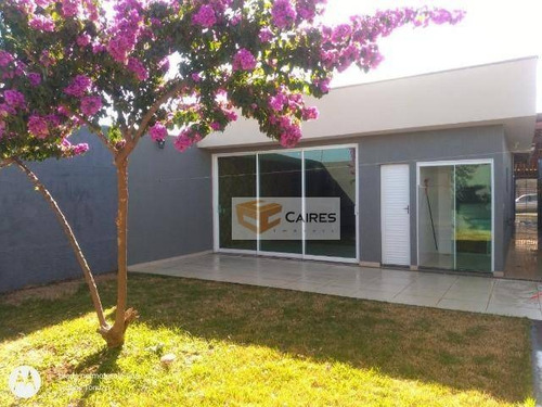 Imagem 1 de 30 de Casa Com 2 Dormitórios À Venda, 148 M² Por R$ 590.000,00 - Saltinho - Paulínia/sp - Ca3190
