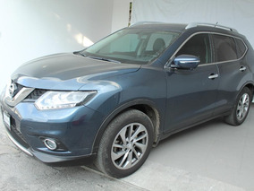 Nissan X Trail 7p Exclusive 3 L4/2.5 Aut Banca Abatible