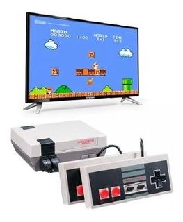 2 Piezas De Mini Nintendo Consola 620 Juegos