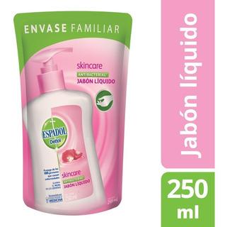 Espadol -jabón Liquido Antibacterial Skincare Repuesto-250ml