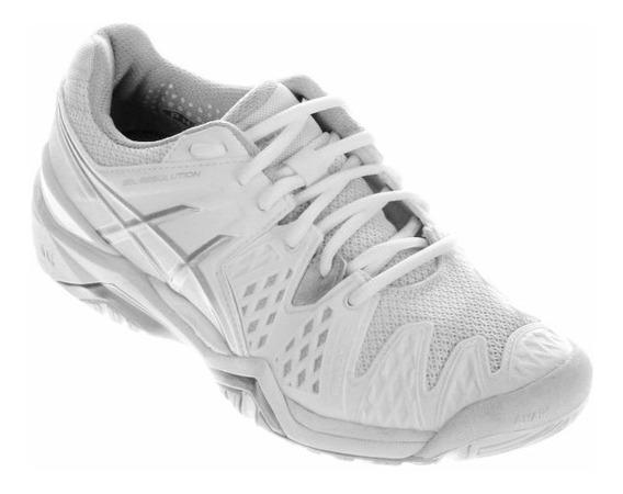 Tênis Asics Gel Resolution 6 Lavender Tennis - Squash