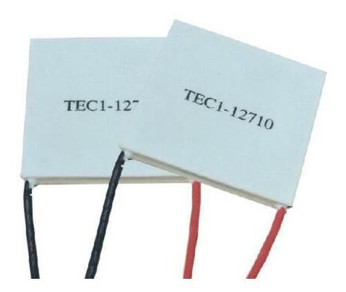 Celda Peltier Termoelectricas 12v Tec1-12710
