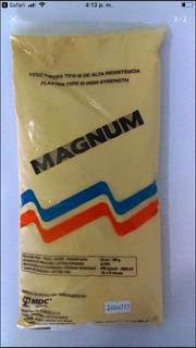 Yeso Piedra Magnum Amarillo